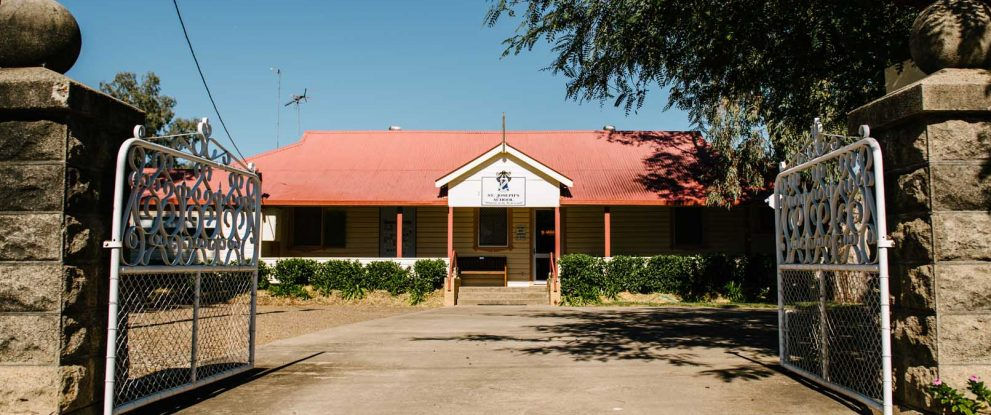 St Joseph's Primary School Mungindi