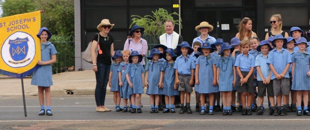 St Joseph's Primary School Walgett