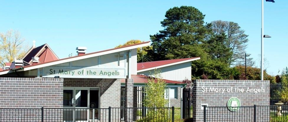 St Mary of the Angels Guyra