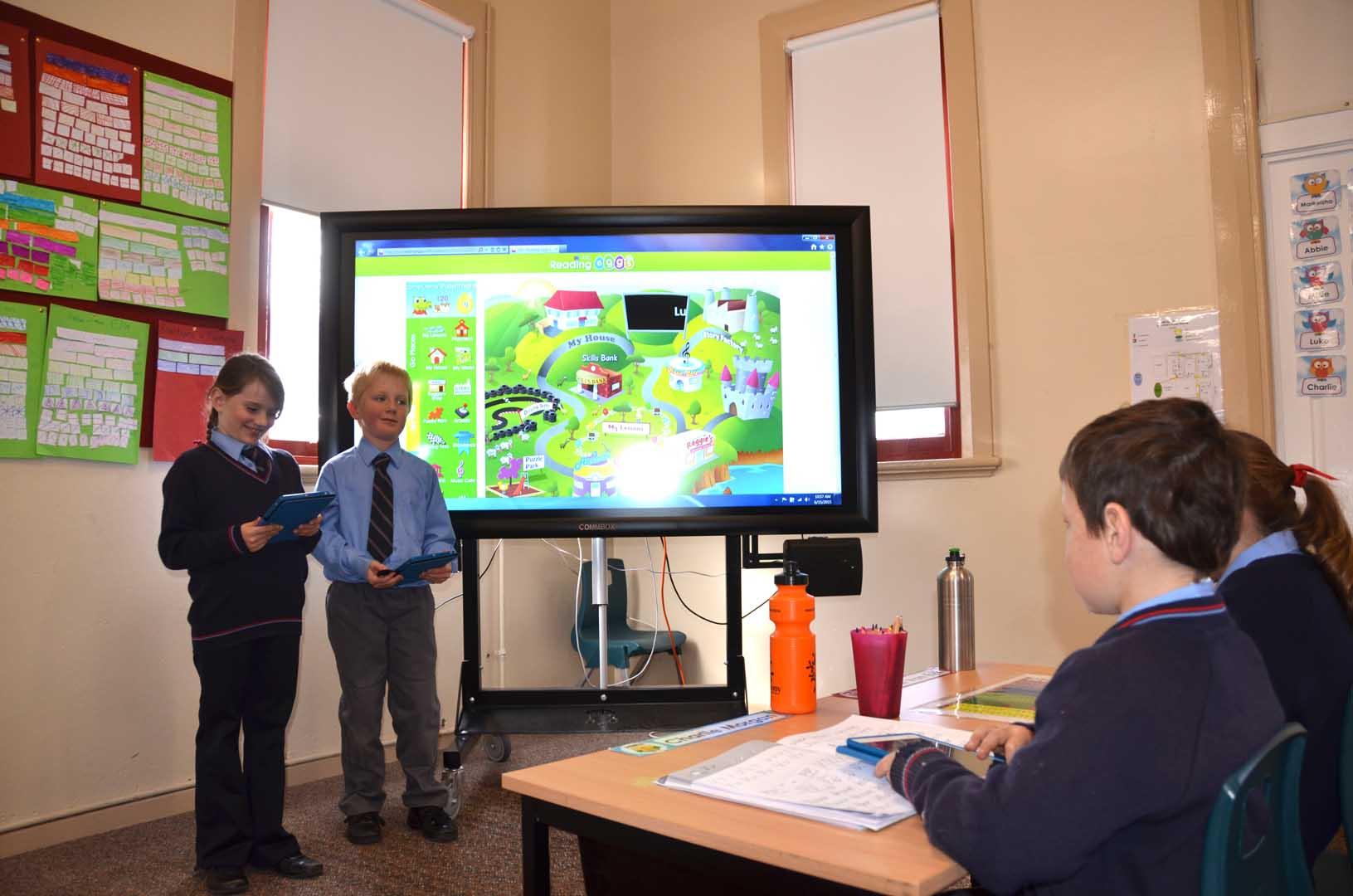 St-Patricks-walcha-student-presentation