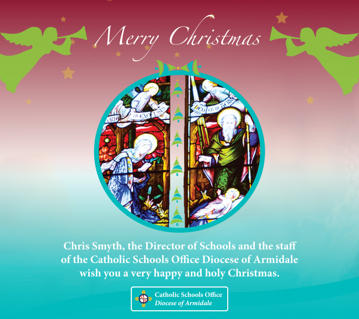 Christmas Blessings To All!