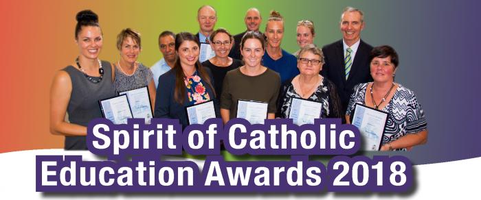 Spirit of Catholic Education Awards