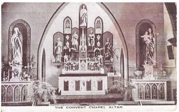 ConventAltar