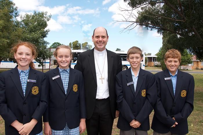 Celebrating Catholic Schools Week Mass